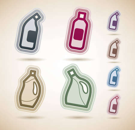 Cleaning items Stock Vector - 16157044