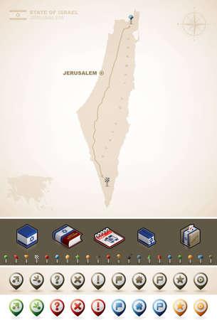 Israel Stock Vector - 16158212