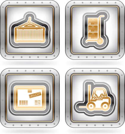 heavy industry: Industry   Heavy Illustration