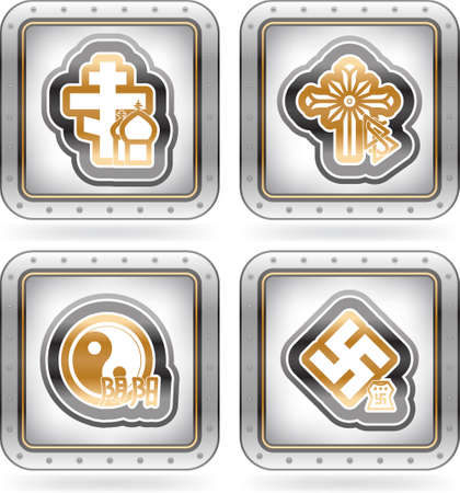 Religion Stock Vector - 16512248