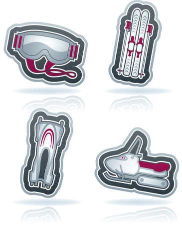 bobsleigh: Winter sports