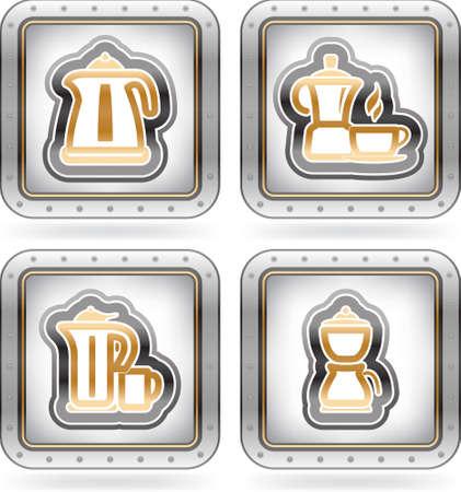 Kitchen Stock Vector - 16914657