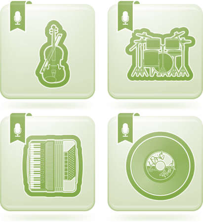 olivine: Music and music instruments