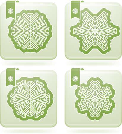 Snowflakes Stock Vector - 16914327