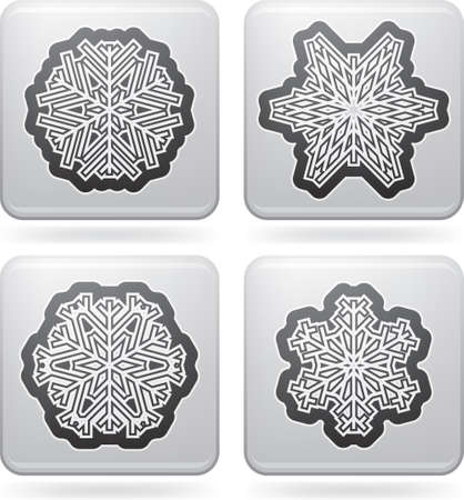 Snowflakes Stock Vector - 16914057