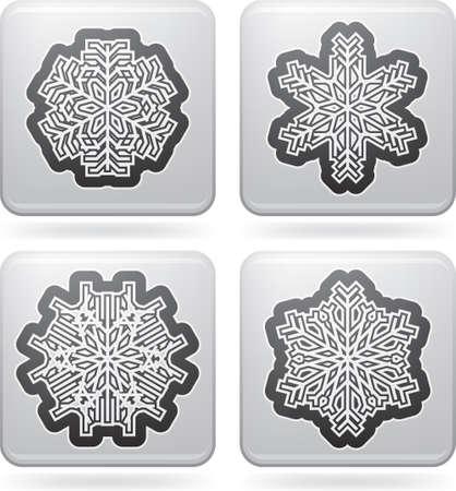 Snowflakes Stock Vector - 16914105