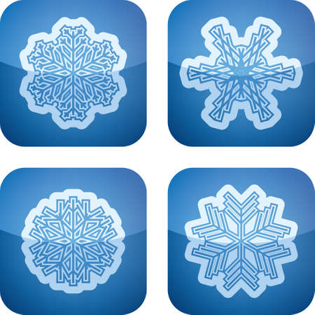 Snowflakes Stock Vector - 17094999