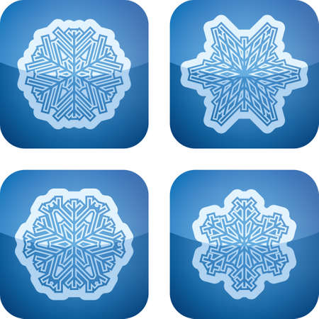 Snowflakes Stock Vector - 17094978