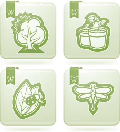 olivine: Spring Illustration
