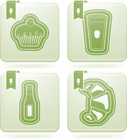 Food   drinks Illustration