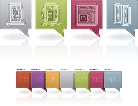 modules: Computer parts