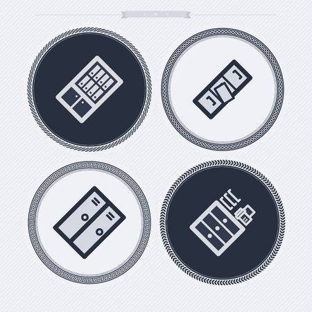 Fourniture de bureau Objets: Classeur, stand de fichier, armoire, placard.