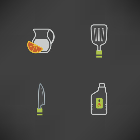 Safe playtime: Kids toys, pictured here from left to right, top to bottom:   Juice jag, Spatula, Knife, Firelighting.