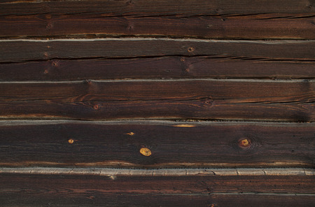 Natural old wood wall for background