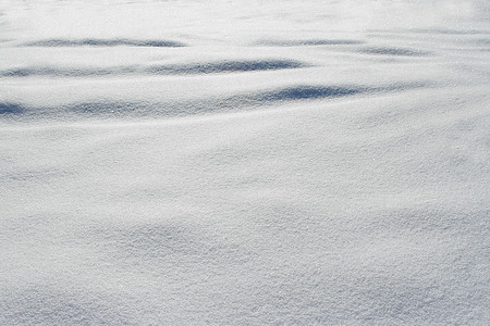 Snow surface background for Christmas designs Stock Photo