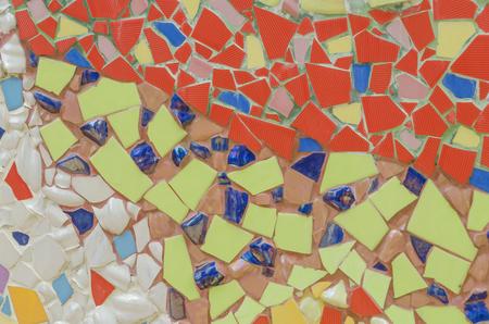 granite: Tile pattern , photo .