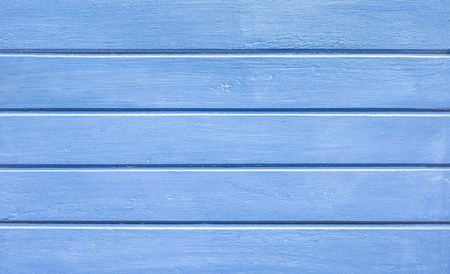 wooden fence: Cyan blue wood background and alternative construction material - Textured wooden panel in outer fence structure - Retro old fashioned backdrop pattern - Cobalt retro filter
