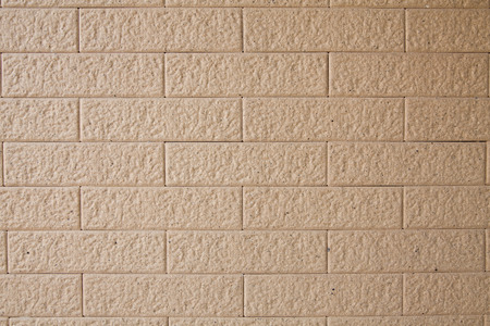 Unglazed Ceramic Tile In Brick Pattern Stock Photo Picture And
