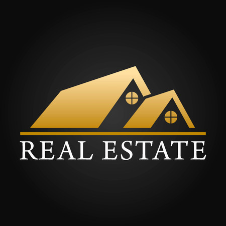 builder logo: Architecture, Real Estate and Construction Vector Logo Design