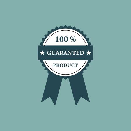 Guaranteed Vector Badges and Tag Design