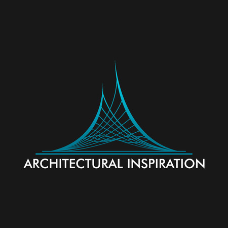architecture design: Real Estate, Architecture and Construction Vector Design