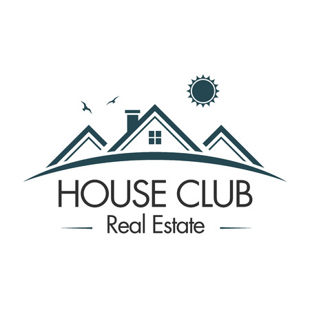 Real Estate, Building and Investment Vector Logo Design Ilustrace