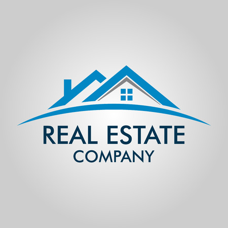 Real Estate, Building and Investment Vector Logo Design Vettoriali