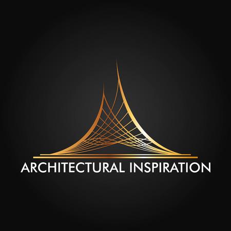 Immobilien, Bau und Bau-Vektor-Logo-Design Standard-Bild - 63676045