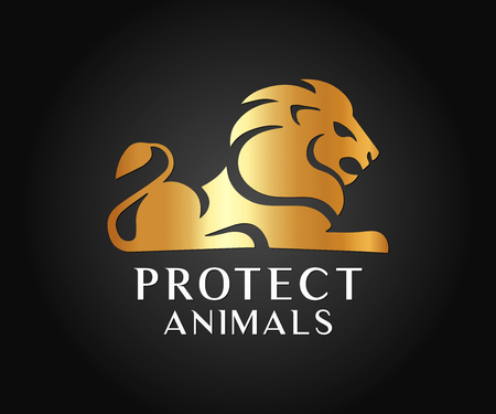 Protect, Look After Life and Wild Animal Design