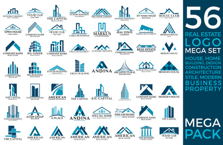 Grande Insieme e Gruppo Mega, Immobiliare, Costruzioni vettore