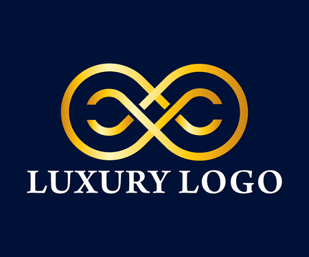 Luxury, Royal and Elegant Vector Logo Design, Beautiful Template Eps 10