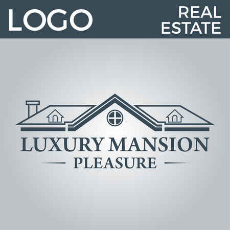 Real Estate, Building, House, Construction and Architecture Logo Vector Design Eps 10