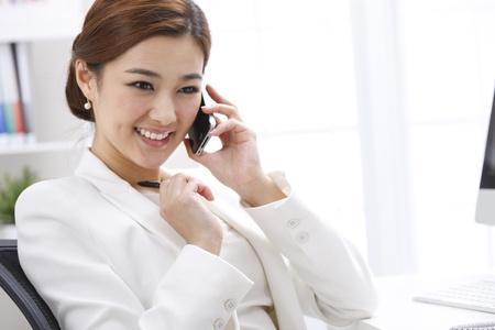 Businesswoman Stock Photo - 15332559