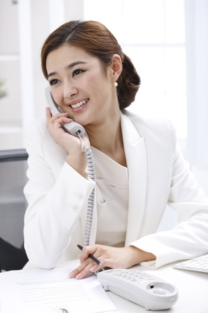 Businesswoman Stock Photo - 15332816
