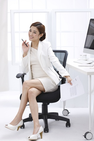 Businesswoman photo