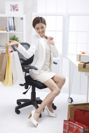 Businesswoman Stock Photo - 15332237