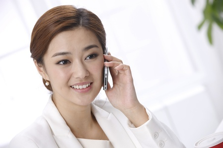 Businesswoman Stock Photo - 15332217