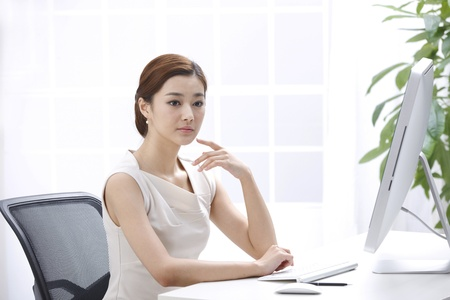 Businesswoman Stock Photo - 15332240