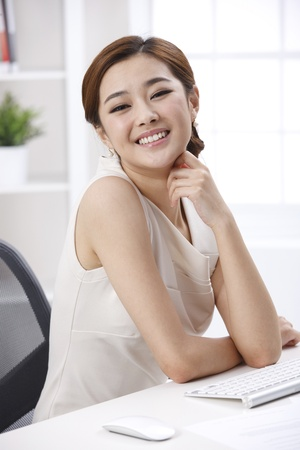 Businesswoman Stock Photo - 15332893