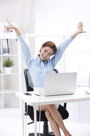 열정: 여자 실업가