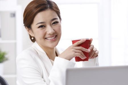 Businesswoman Stock Photo - 15332621