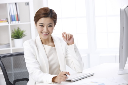 Businesswoman Stock Photo - 15332795