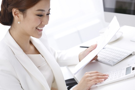 working woman: Businesswoman