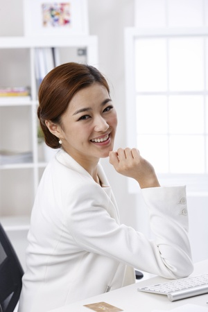 Businesswoman Stock Photo - 15332785