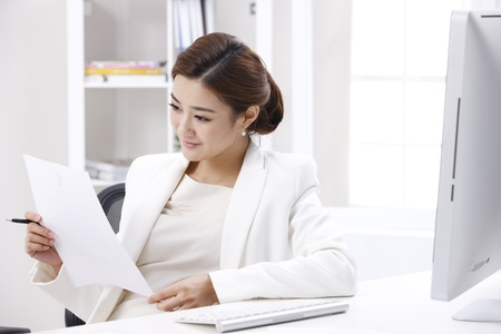 Businesswoman Stock Photo - 15332663