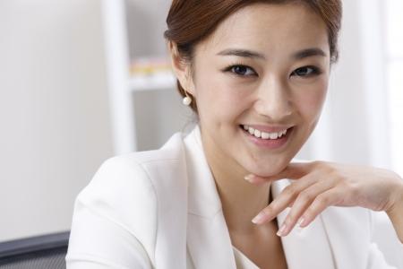 Femme d'affaires Banque d'images - 15331842