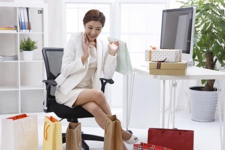 Businesswoman photo