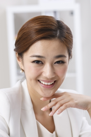 Businesswoman Stock Photo - 15331901