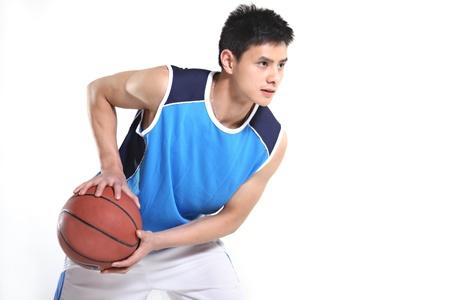 ser humano: Jugador de baloncesto