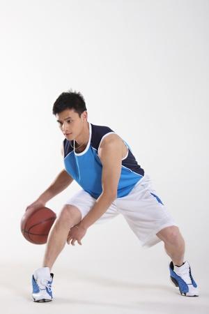 Basketball player  版權商用圖片